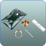 Link to brass bushing inlay kit.