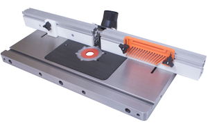 Router tables and router table tops justfreud cast iron router wing with supreme fence keyboard keysfo Image collections