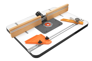 Deluxe Router Table Package #1