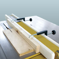 adjustable fence clamps